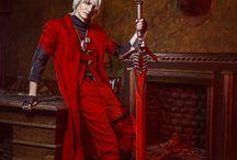Cosplay Dante
