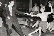 vintage dance