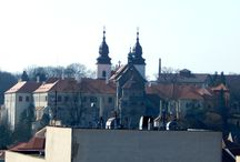 Favorite Places & Spaces / View of Trebic / by Martha Lacko