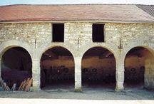 fermes, patrimoine agricole Français