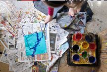Teaching - ART / by Sauni-Rae Dain
