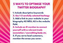Turbo Twitter Tips