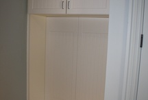 Mudrooms / Everything in its place from childrens school supplies to sports equipment can all be centrally stored in our mudrooms