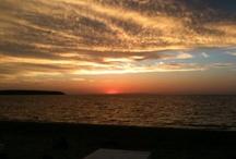 Killer Sunsets @navybeach