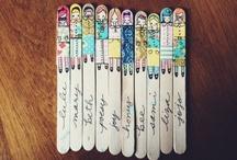 Popsicle Stick ♥