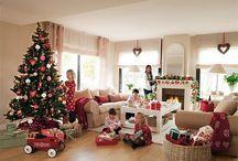 Рождественский интерьер в Барселоне / Уютный и элегантный дом, который мы вам покажем сегодня, находится в Барселоне