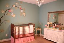 Nursery Decor / by Kristen Shields