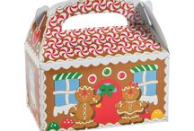 Gingerbread house party / by Kerry Harris