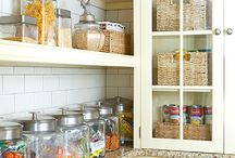 Kitchen reno ideas / by Lisa Lane
