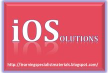 iOS solutions