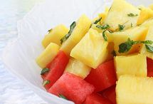Fruity Salads / Salads that contain the fruit / by Bethany B