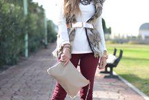 Autumn styles / Fashion
