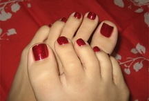 Toes/Pedicure/pedicura/ / by SHUSHU PAZ