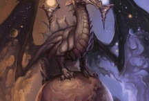 Dragons for Brennan / by Kathleen Easton