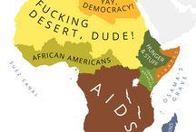 Country prejudice / Ülkelere göre diğer ülke algıları