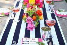 Wedding Banquet Table Ideas