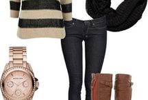 Fall/Winter Wardrobe