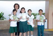 CEREMONIA REQPET 2014 / Imágenes de las Ceremonias de Canje de REQPET en 2014, realizadas en Mérida el 29 de mayo, Cancún y Campeche el 29 de junio y Progreso el 3 de julio