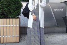 modest style