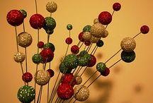 floral sticks n vases