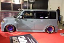 for my project scion_xb_diycrew