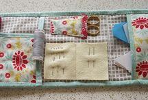 Travelling Sewing Kit