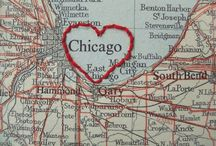 Chicago Love / by Maxine Salon