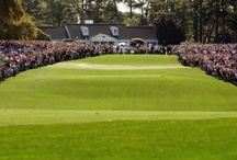 Augusta National Golf Club / Check out the Masters. Every hole of Augusta National. #Masters #Golf #PGA / by PGA