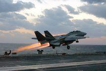 様々な戦闘機