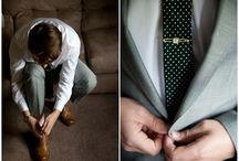 Groom-ing / Wedding inspiration for guys