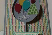 Cards...Children's Birthday...Tweens / by Doris Amey-Ketcham
