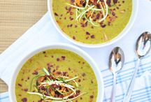 Soups / Warming & wholesome soups using wholefood ingredients to nourish.