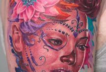 pretty tattoo's / by Michelle Plouff