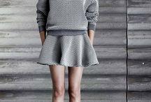 textures   texturas / inspiring pics with textures in clothes   inspiração para texturas e suas misturas
