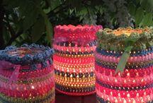 Summer Crochet / Crochet items you might need in Summer
