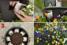 Garden Essentials / A selection of the best garden essentials that are made to make you life a breeze in the garden! Here's a selection of bits and bobs we sell and others that we think are handy for you green-fingered girls and guys...