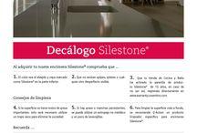 Silestone dos and don´ts