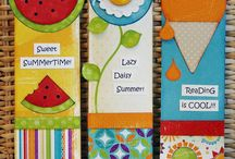 Bookmarks to Make / by Henderson-Wilder Library