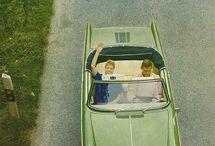 BMW. / Bavarian retro