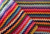 crochet v shape