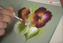 Pinturas a olio