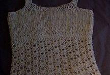 crochet tank tops