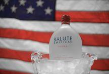 Salute American Vodka