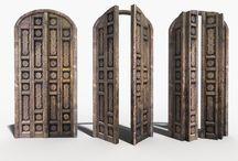 Medieval portals (game models)