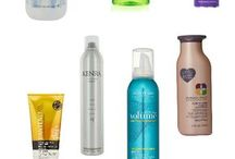 Hair & skin & body products