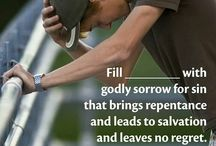 Prayers for Repentance