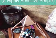 Crystals, meaning and uses / Which crystals to use for certain situations or for healing