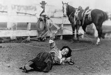 Badass Cowgirls