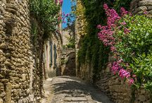 The Most Beautiful Villages In France / Here are some pictures of the most beautiful villages in France that you can see during ours tours