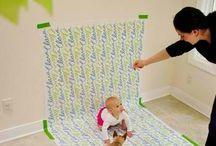 Photos de bébés qui peuvent se tenir